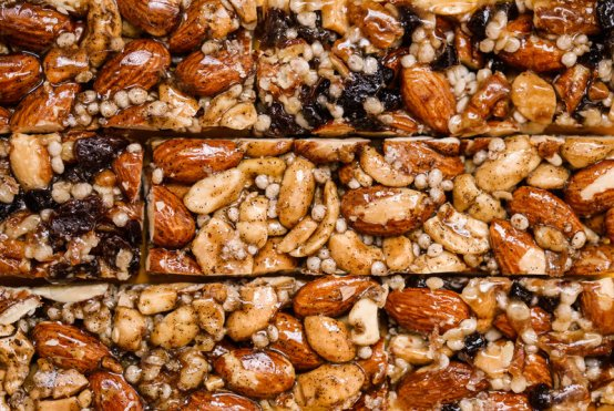 "Last year, the Food and Drug Administration told the maker of Kind bars that some of its nut-filled snacks couldn't be labeled as ""healthy."" Now the agency is rethinking what healthy means, amid evolving science on fat and sugar. Ryan Kellman/NPR"